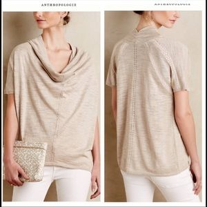 Knitted & Knotted Anthropologie Celice sweater S